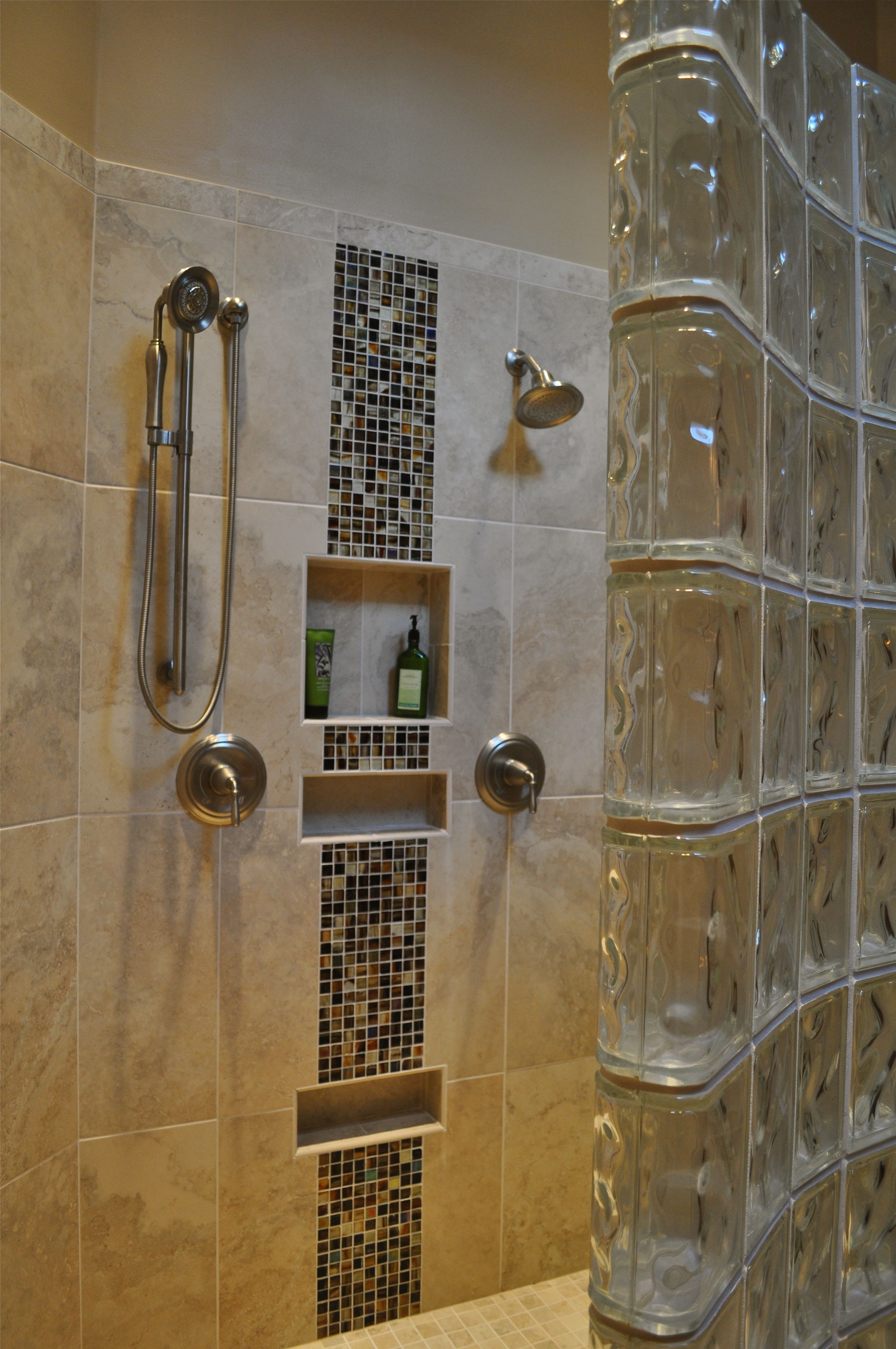 pics tile nickel brushed showers remodel glass shower ideas design stalls curtain natural with doors designs faucets on towel curtains re room bathroom des small sets a lowes me budget
