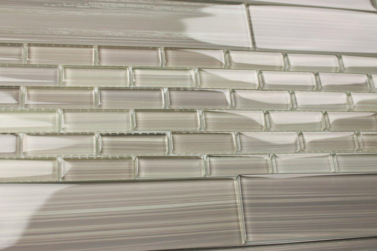 28 stunning pictures of glass brick tiles for bathroom - Bathroom subway tile backsplash ...