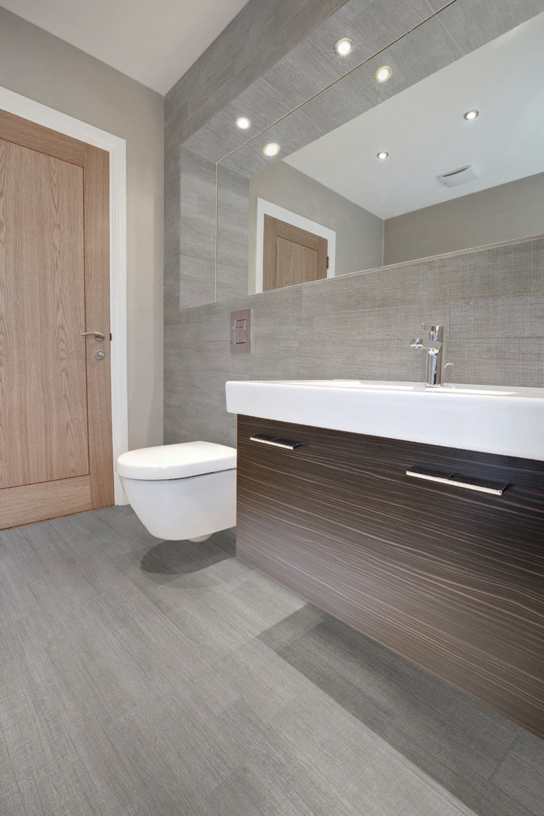25 pictures and ideas of wood effect bathroom floor tile Bathroom ideas wooden floor