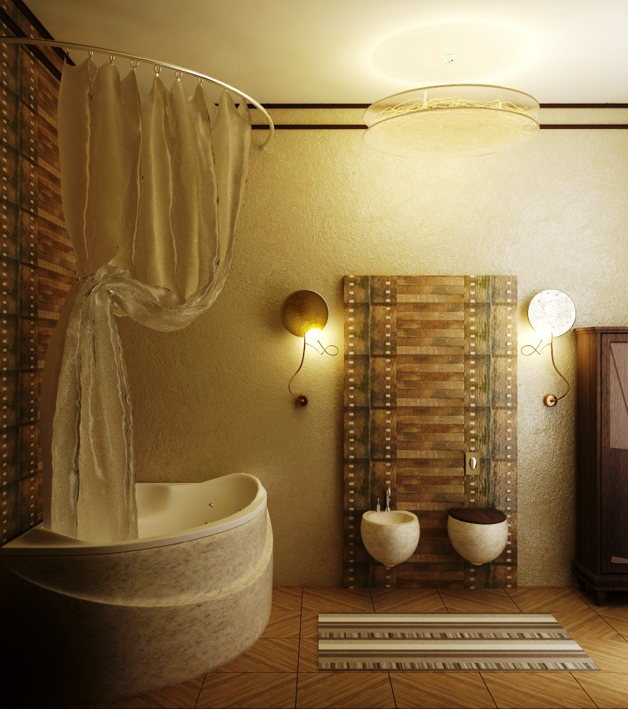 24 magnificent pictures and ideas of how o tile a bathroom floor ...