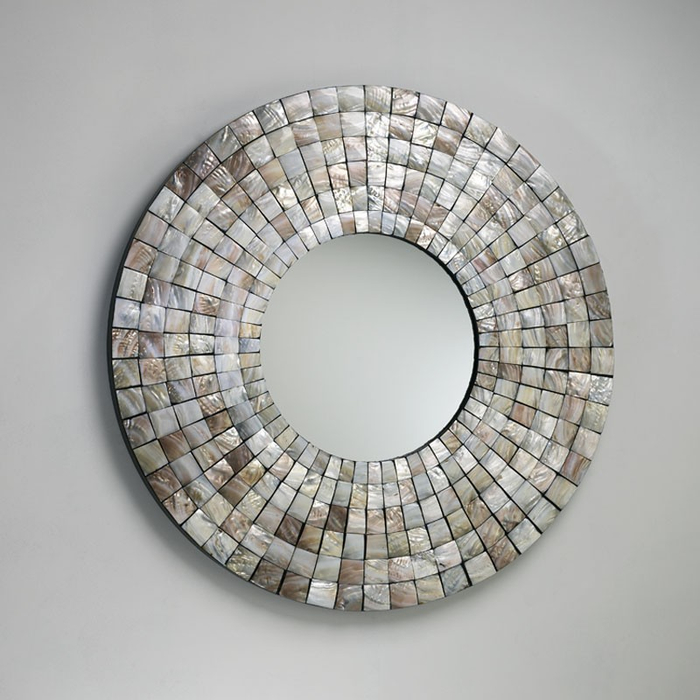 Excellent  Mirror Amp Photo Frame Gt Mosaic Mirror Gt Bathroom Shell Mosaic Mi