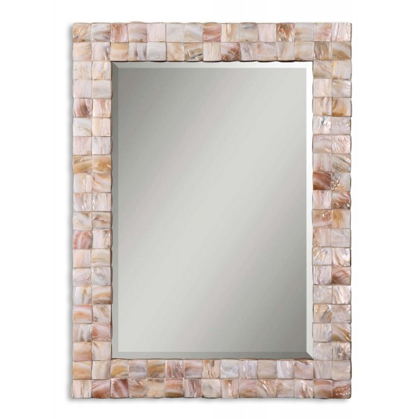 30 ideas of mosaic tile framed bathroom mirrors 20693