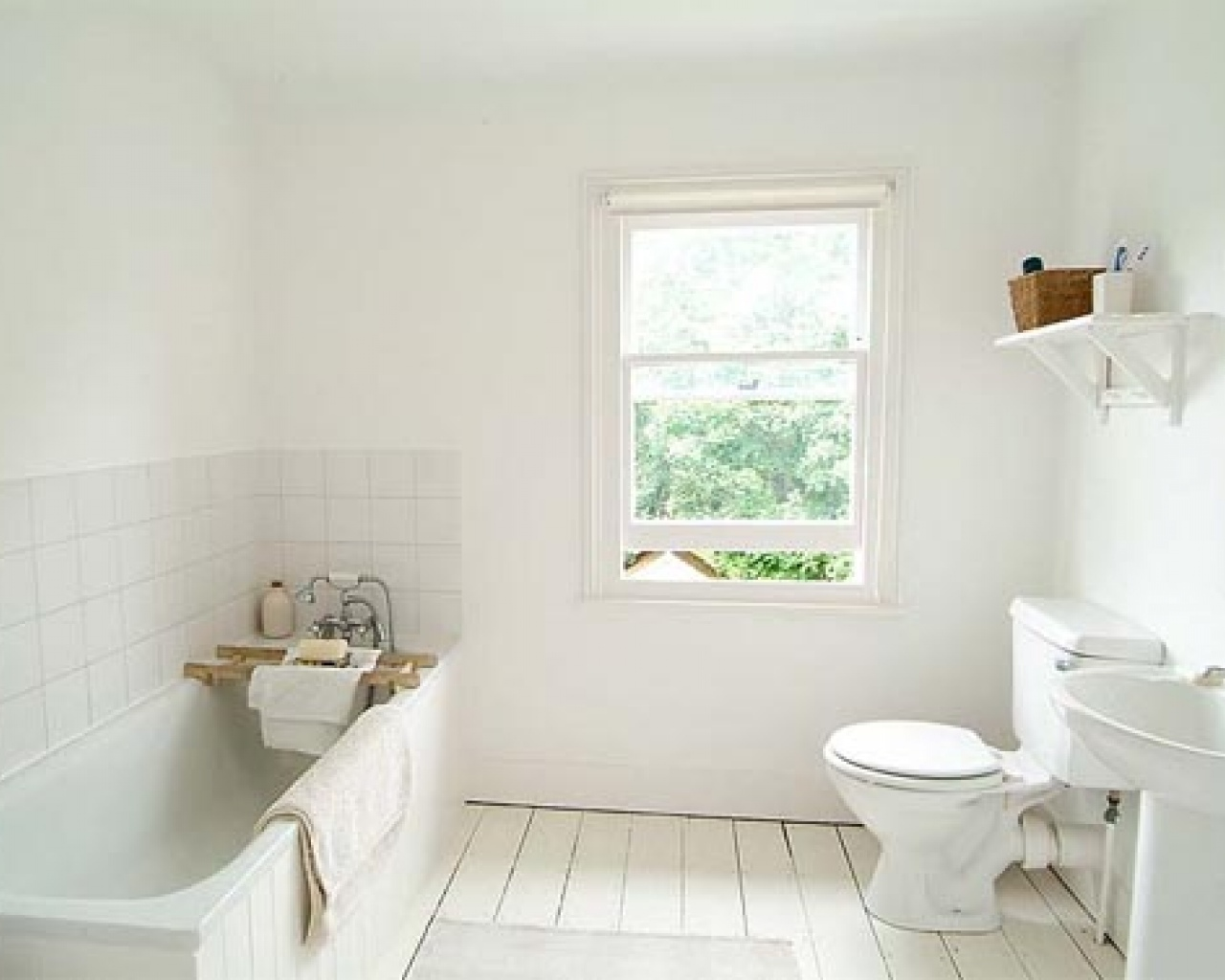 ... 2009 08 Tulse Hill London Victorian House Bathroom  ...
