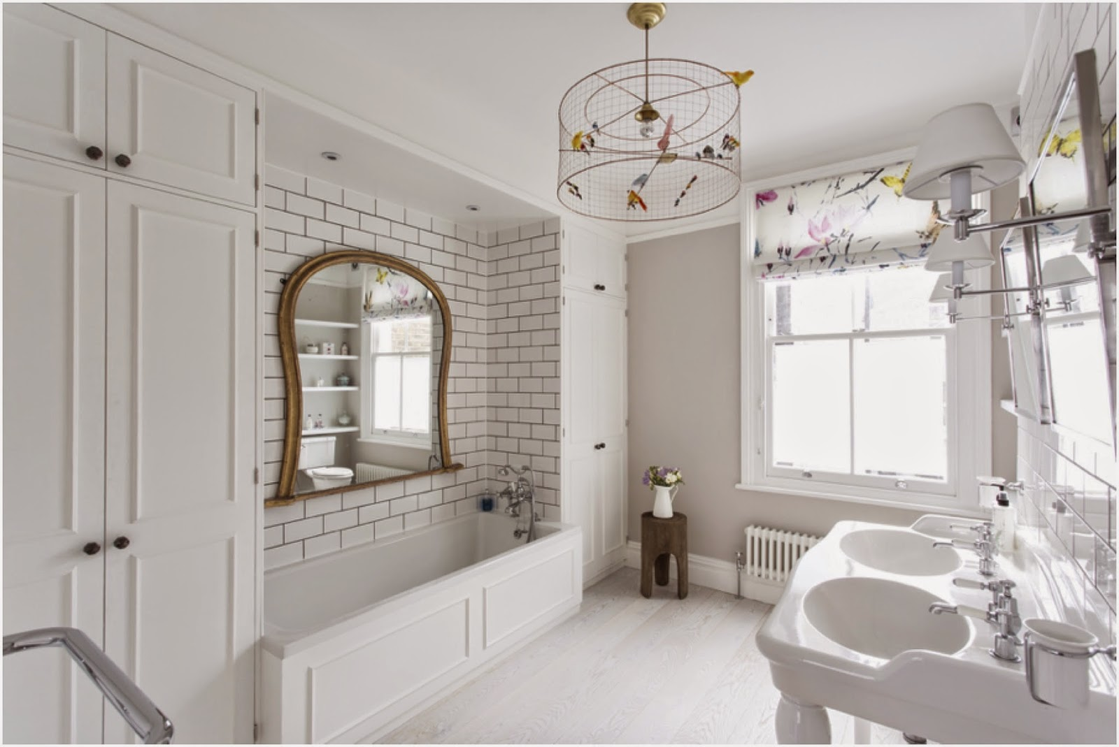 25 wonderful pictures of victorian bathroom tile ideas - Bathroom design london ...