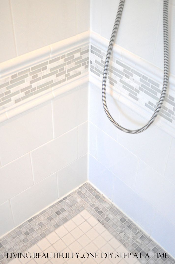White Shower Tile Design Ideas 31 pictures of mosaic tiles in bathrooms