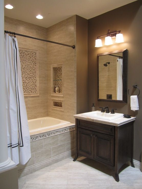 30 Ideas On Using Natural Stone Bathroom Mosaic Tiles