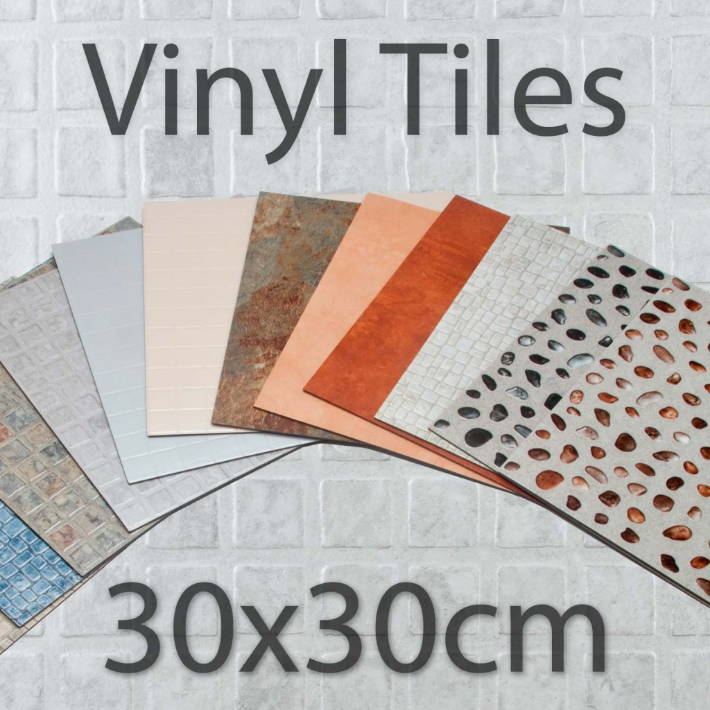 Self Adhesive Vinyl Floor Tiles For Bathroom