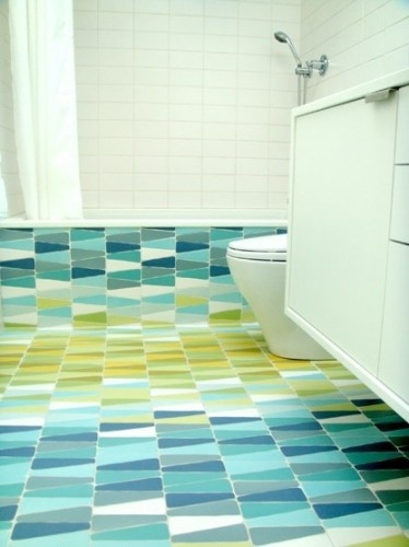30 pictures of turquoise mosaic bathroom tiles - Turquoise bathroom floor tiles ...