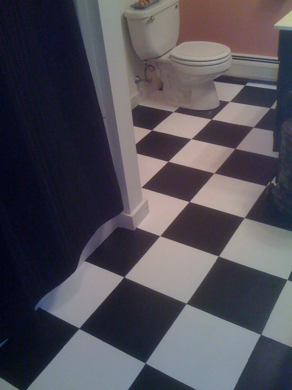 Stunning Pictures And Ideas Vinyl Flooring Bathroom