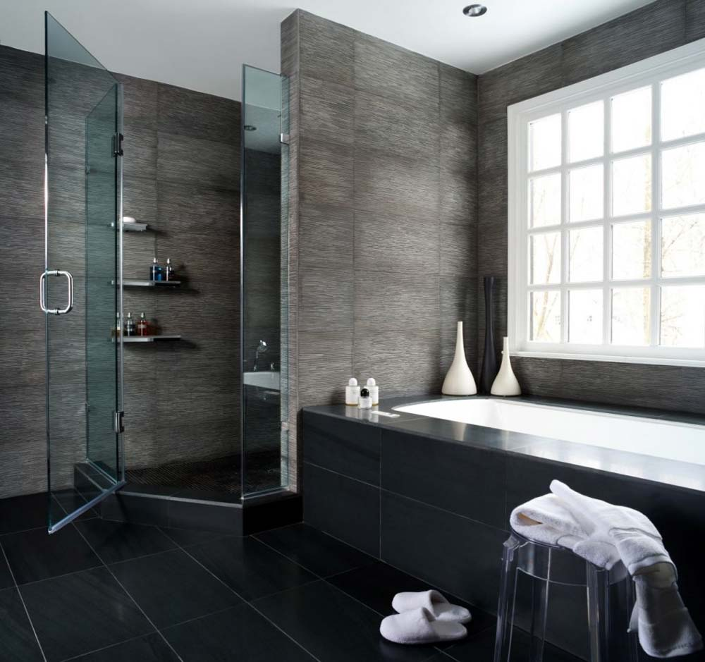 32 Good Ideas And Pictures Of Modern Bathroom Tiles Texture Part 71