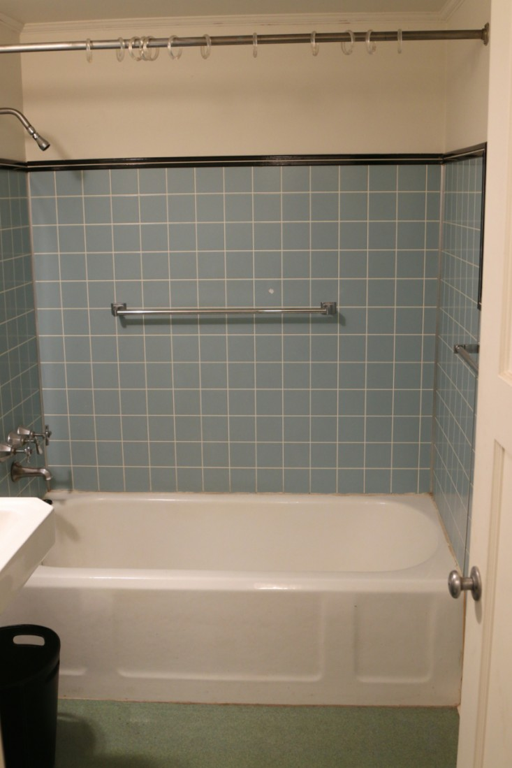 34 Amazing Ideas And Pictures Of Vintage Plastic Bathroom Tile