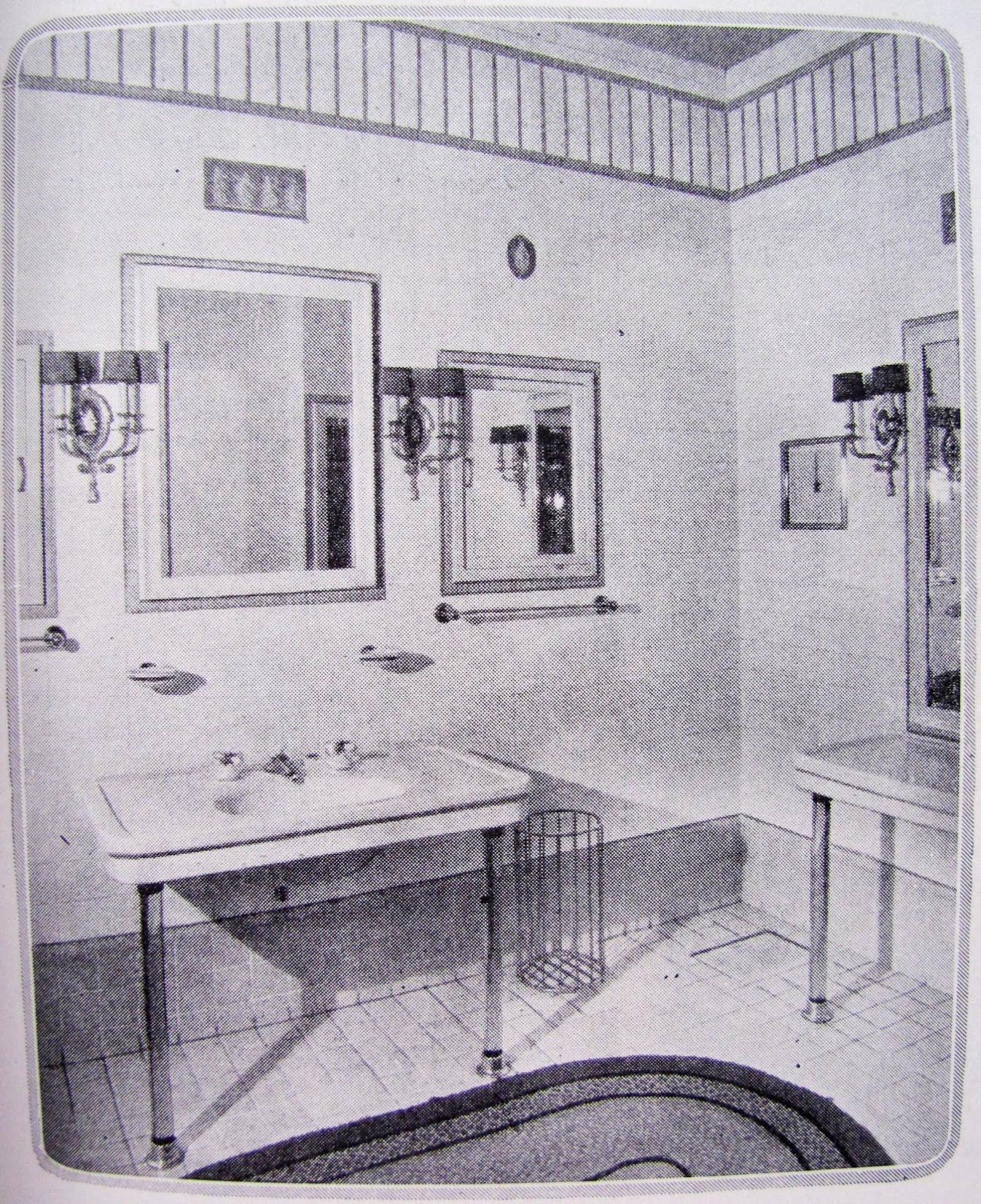 1920s bathroom tile 40 wonderful pictures and ideas of 1920s bathroom tile designs 10014