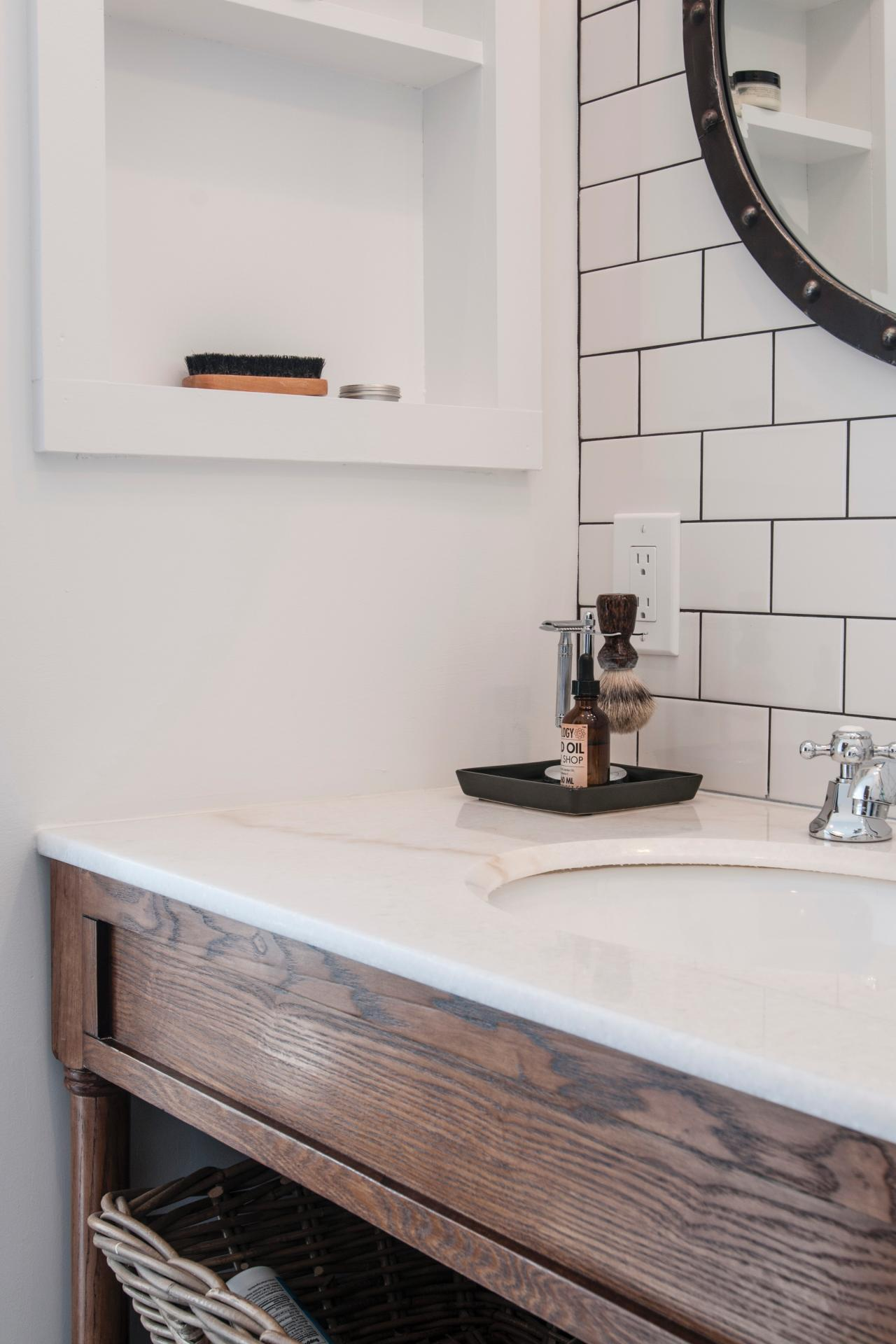 30 cool ideas and pictures of vintage bathroom wall tile 2020