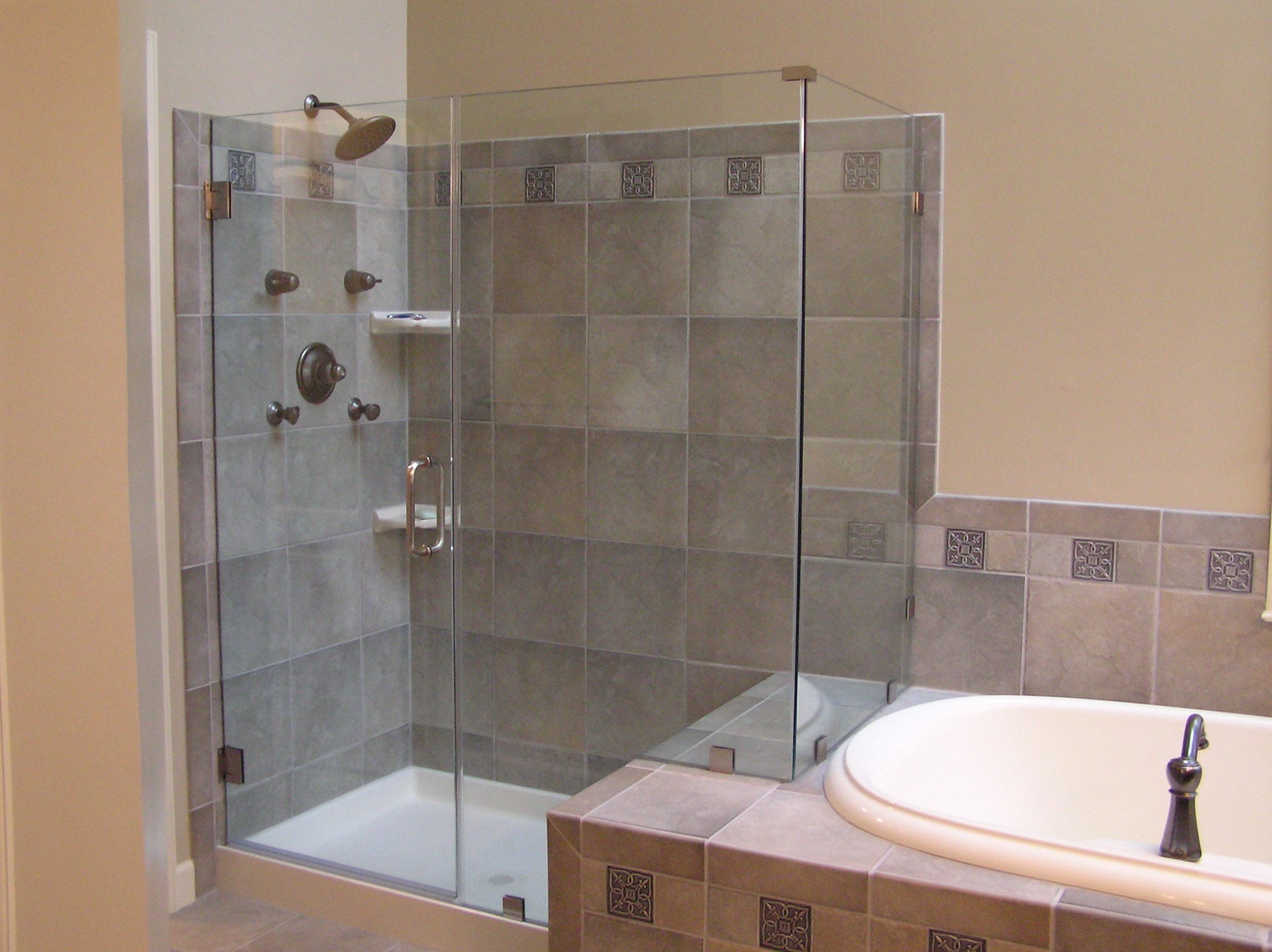 Affordable Bathroom Tile Tiling A Small Bathroom Ideas Bathroom Small Ideas With Shower