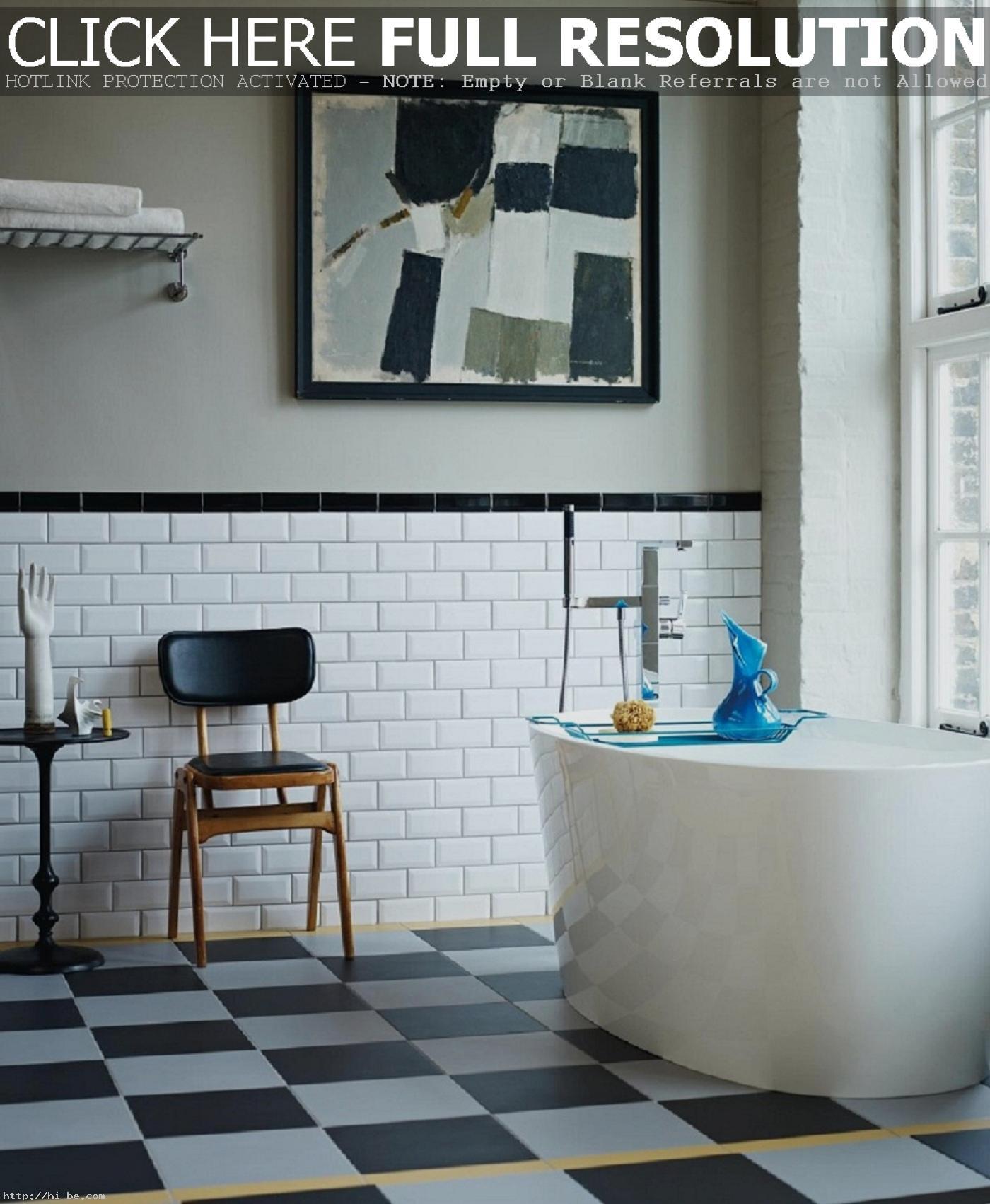 Metropolitan-Queensway-Fried-Earth-Listed-In-Black-White-Stylish-Loft-Bathroom-Ideas.jpg
