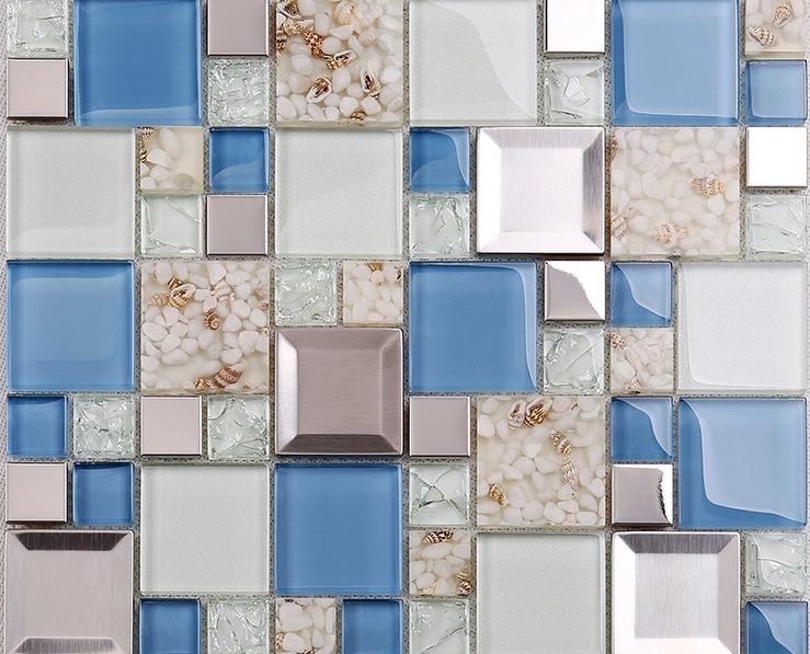 Moden-Blue-Glass-Mosaic-font-b-Tile-b-font-Bathroom-wall-font-b-Tile-b-font