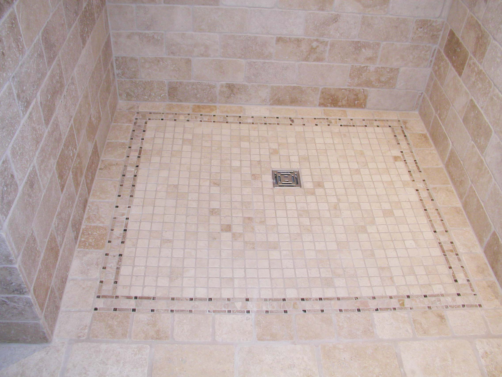 Natural-Stone-Tiles-Mosaic-Shower-Wet-Room