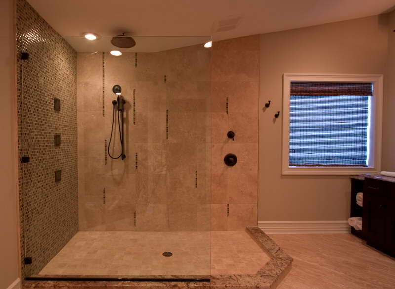 31 pictures of mosaic tile patterns for showers tile shower design ideas - Tile Shower Design Ideas