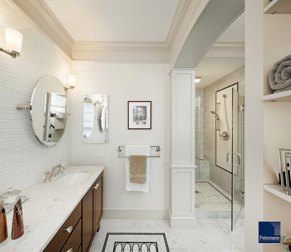 Floor Tile Paint Yes You Can Paint Floor Tiles Here S: 40 Great Pictures And Ideas Of 1920s Bathroom Tile Designs