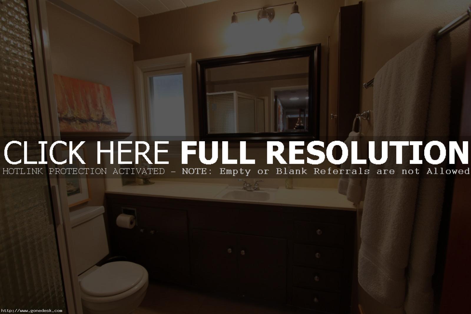 Wonderful Mid Century Modern Bathroom Remodel Inspiration Design