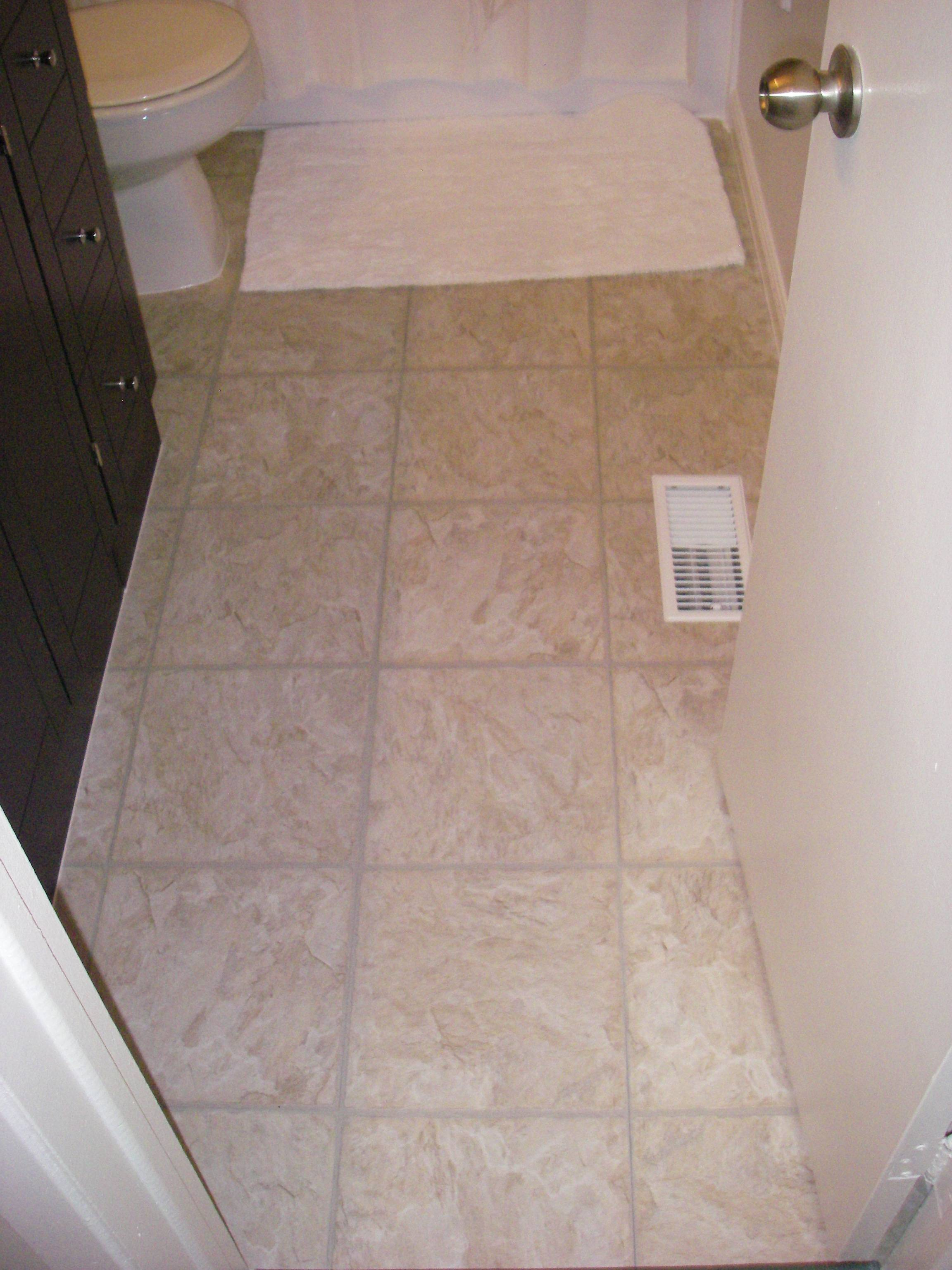 30 Stunning Pictures And Ideas Of Vinyl Flooring Bathroom