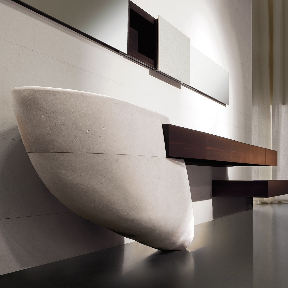 an-ultra-modern-design-for-Italian-style-bathroom-with-a-little-wood-accent