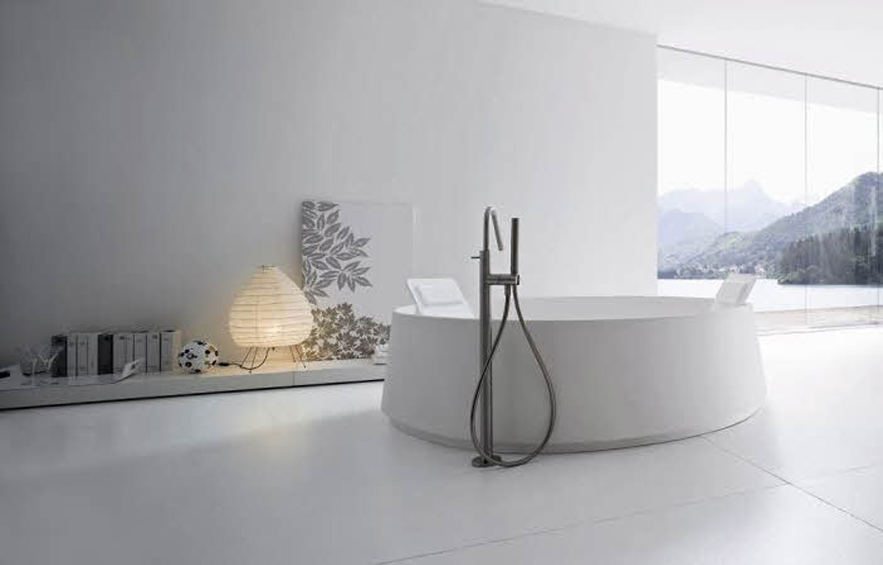 ... Awesome Ultramodern Bathroom Design By Rexa