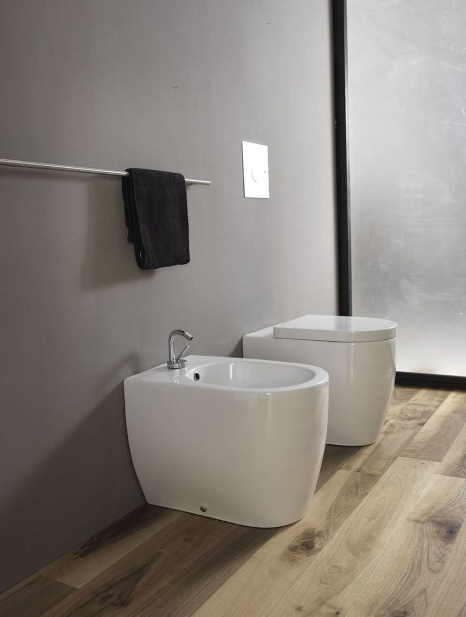 bathroom-amusing-two-toilet-bidet-combination-with-hickory-wood-tile-floor-and-white-plastic-rod-wall-mount-towel-hanger-charming-toilet-bidet-combination