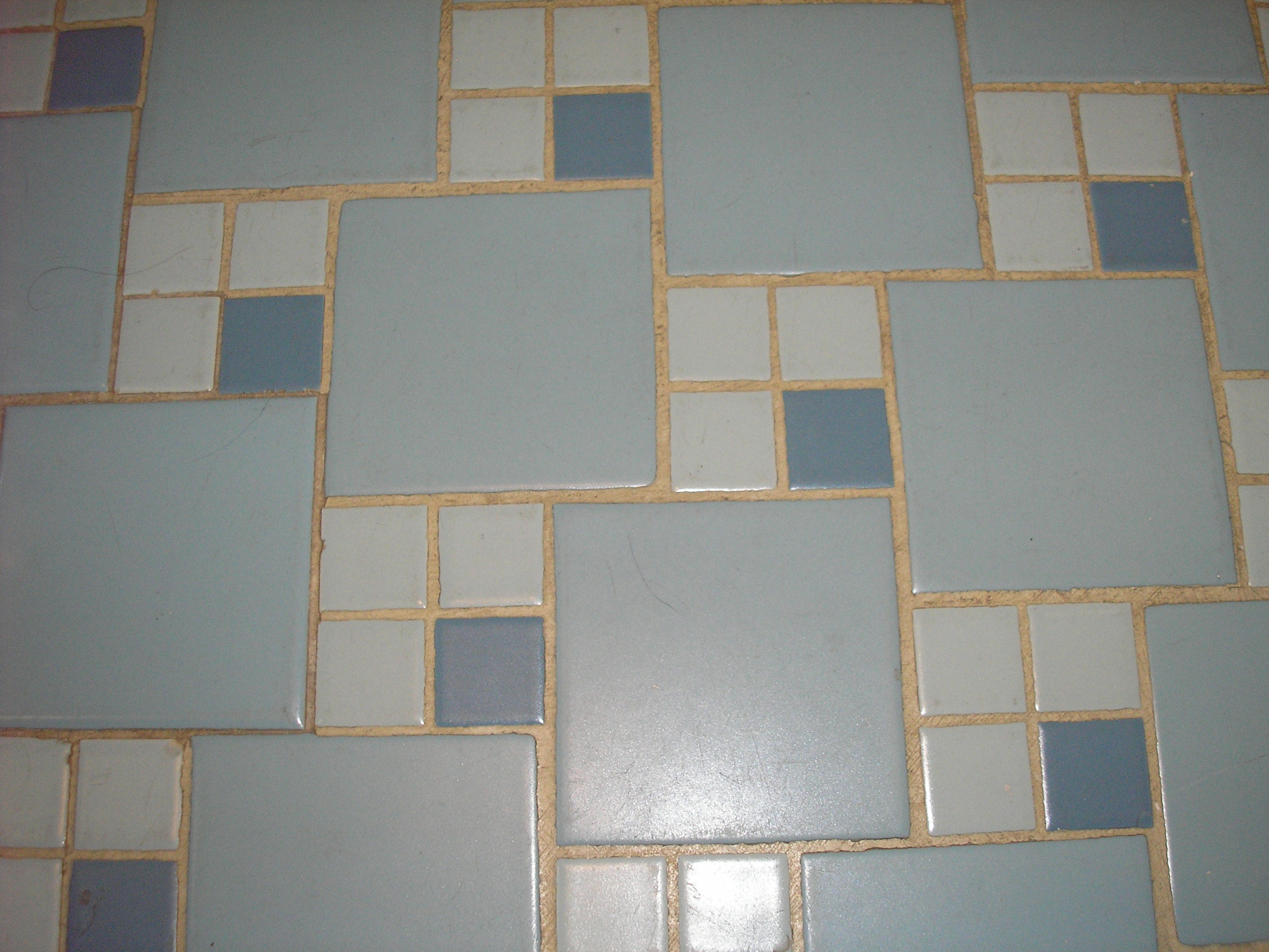 35 great pictures and ideas of vintage ceramic bathroom tile for Flooring tiles for bathroom