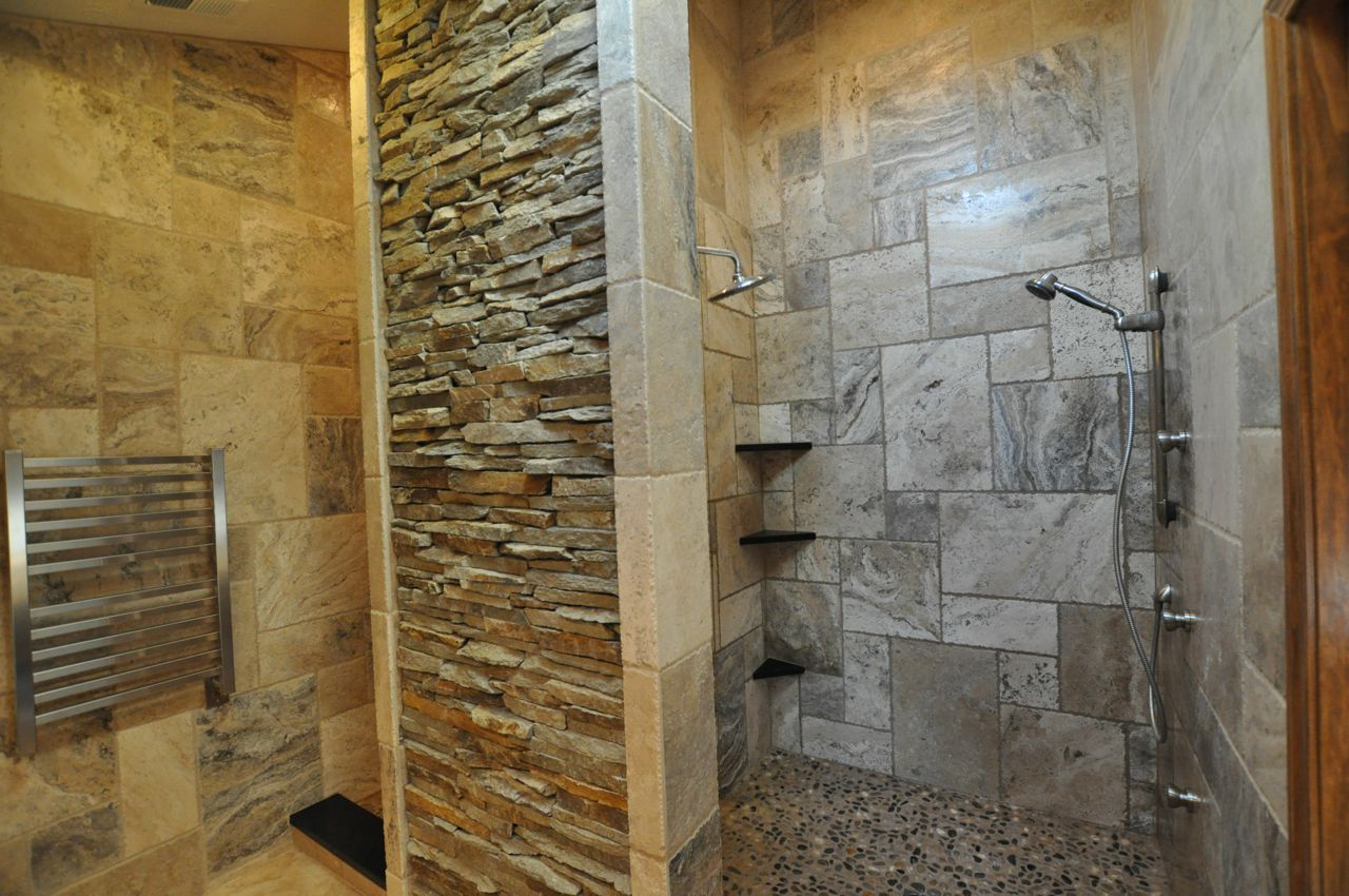 33 amazing ideas and pictures of modern bathroom shower for Bath remodel little rock ar