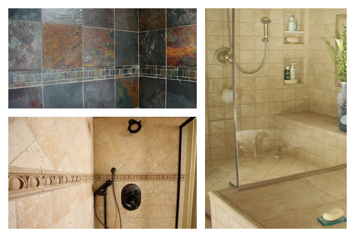 Natural Stone Bathroom Design Ideas ~ Stunning natural stone bathroom ideas and pictures