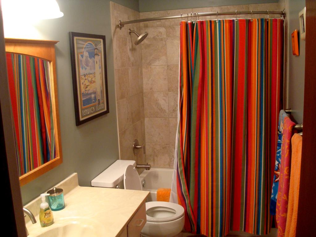 beautiful-brilliant-casual-bathroom-curtain