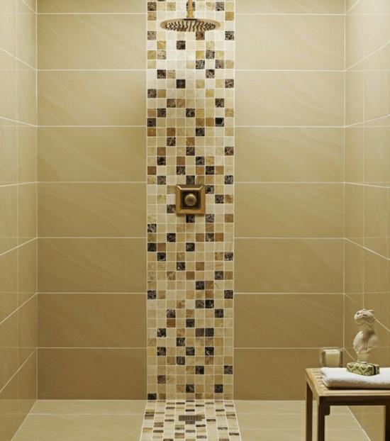 beige-brown-mosaic-tiles-shower