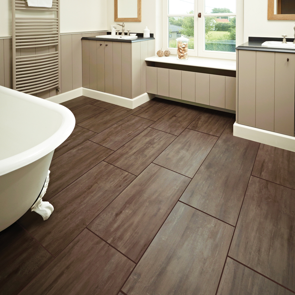 Plastic Floor: 30 Amazing Ideas And Pictures Of The Best Vinyl Tile For