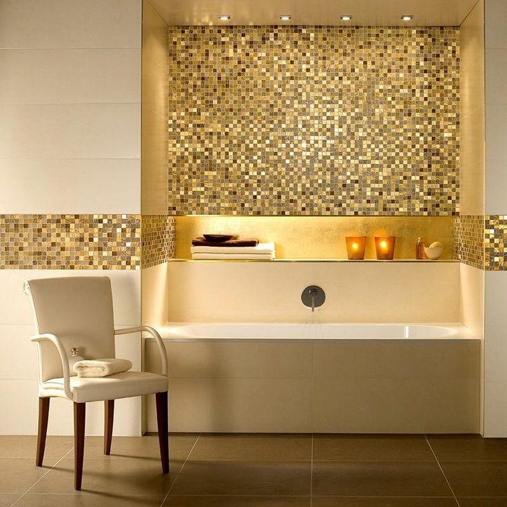 Mosaic Bathroom Tile Ideas: 30 Bathroom Mosaic Tile Design Ideas