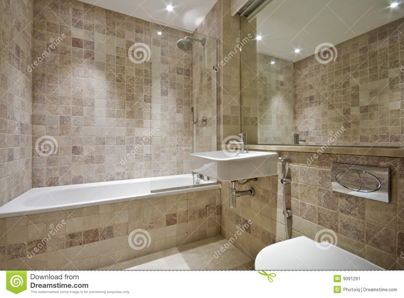 30 stunning natural stone bathroom ideas and pictures ForGranite And Tile Bathroom Ideas
