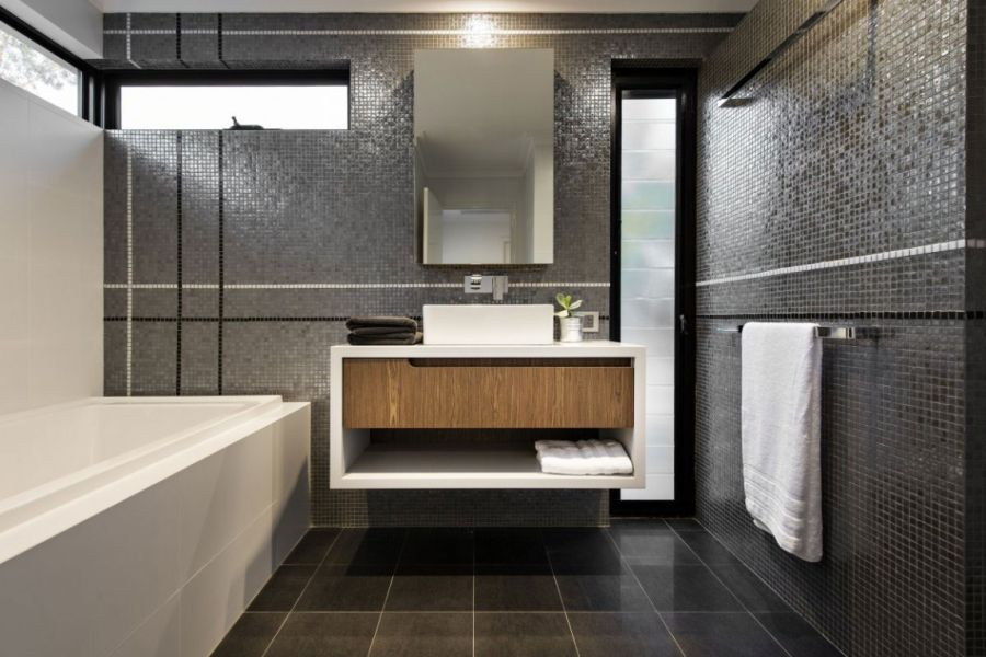 contemporary-bathroom-with-floating-vanity