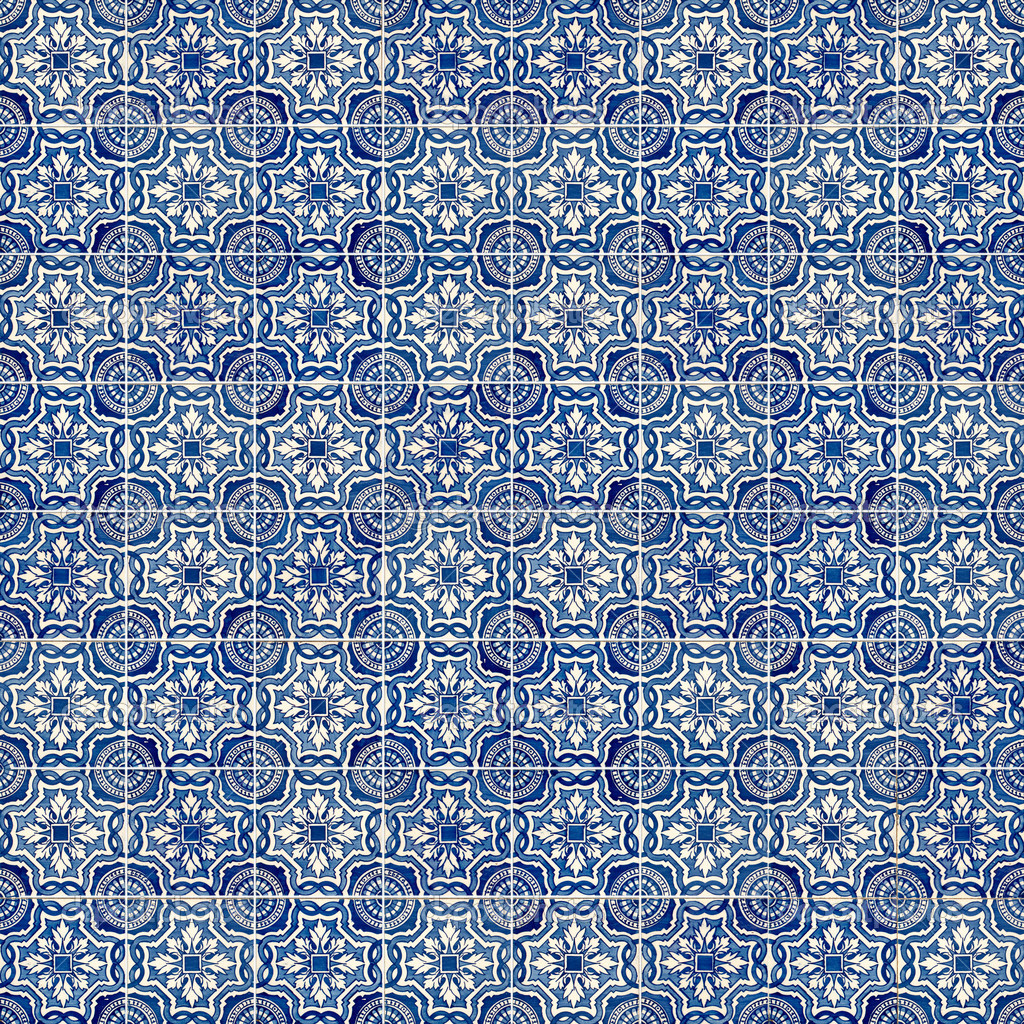 25 perfect bathroom tiles design pattern blue