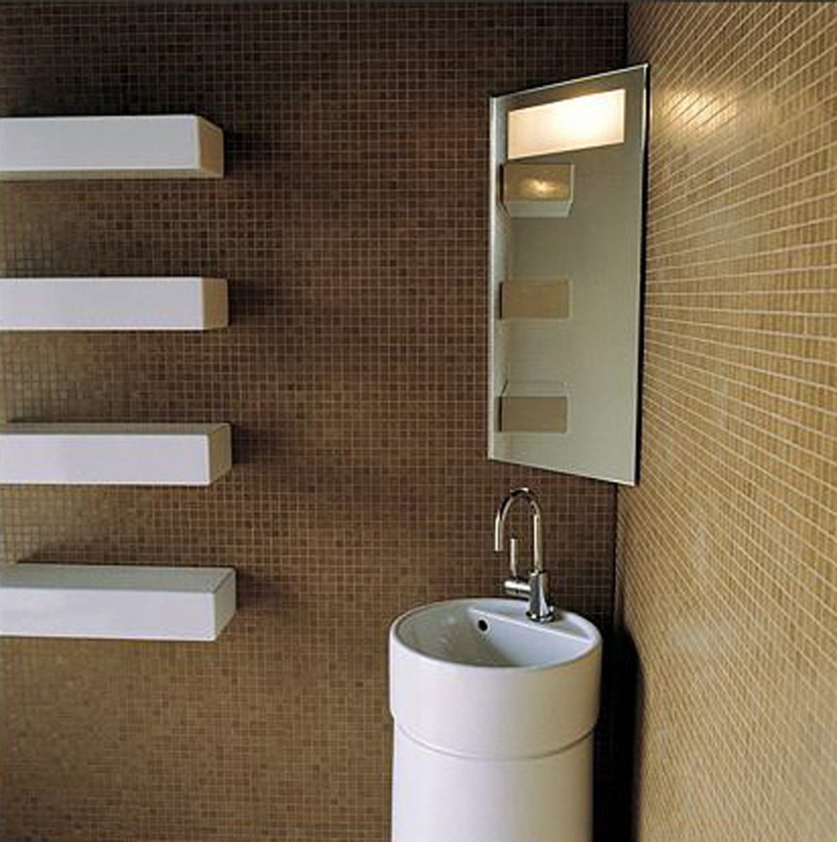50 Magnificent Ultra Modern Bathroom Tile Ideas Photos Images - Ultra-modern-bathroom