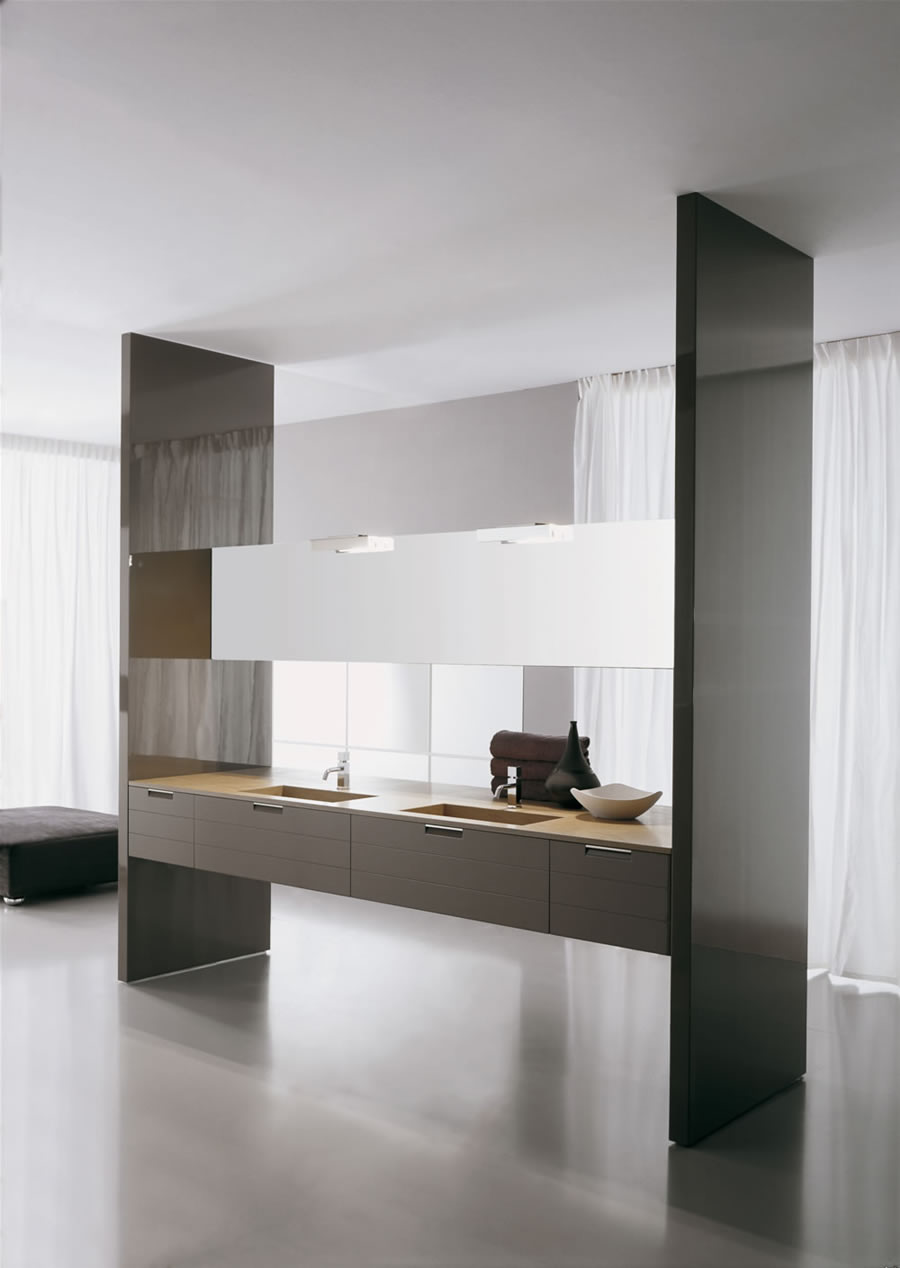 Awesome Ultra Modern Glamourized Bathroom  Modern  Bathroom  Other Metro
