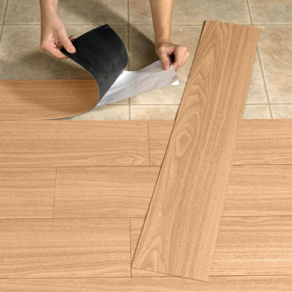 Vinyl Floor Tiles Self Adhesive achim nexus wood look 12x12 self adhesive vinyl floor tile 20 tiles20 Self Sticking Vinyl Floor Tiles Astonishing Flooring Design Using Self