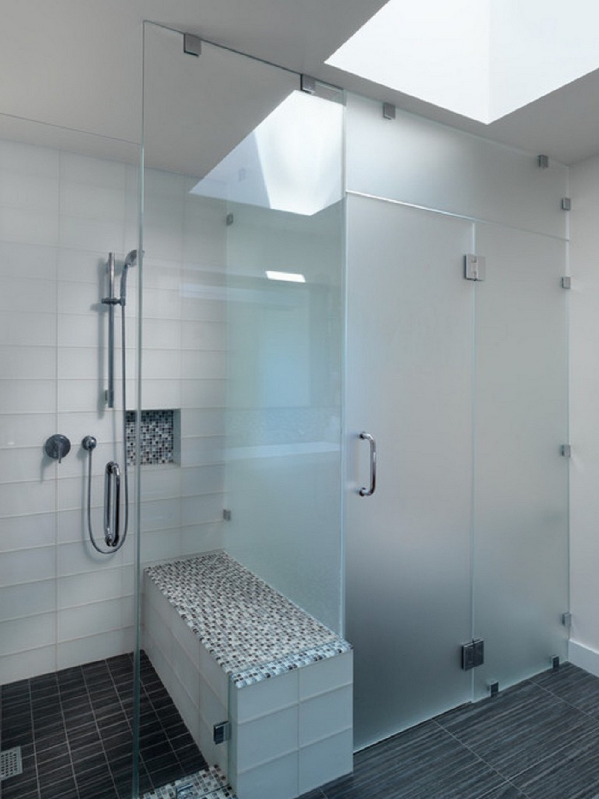 furniture-frosted-glass-doors-and-room-divider-for-modern-minimalist-bathroom-design-with-wall-mounted-shower-and-black-vinyl-floor-tiles-ideas-frosted-glass-doors-frosted-glass-doors