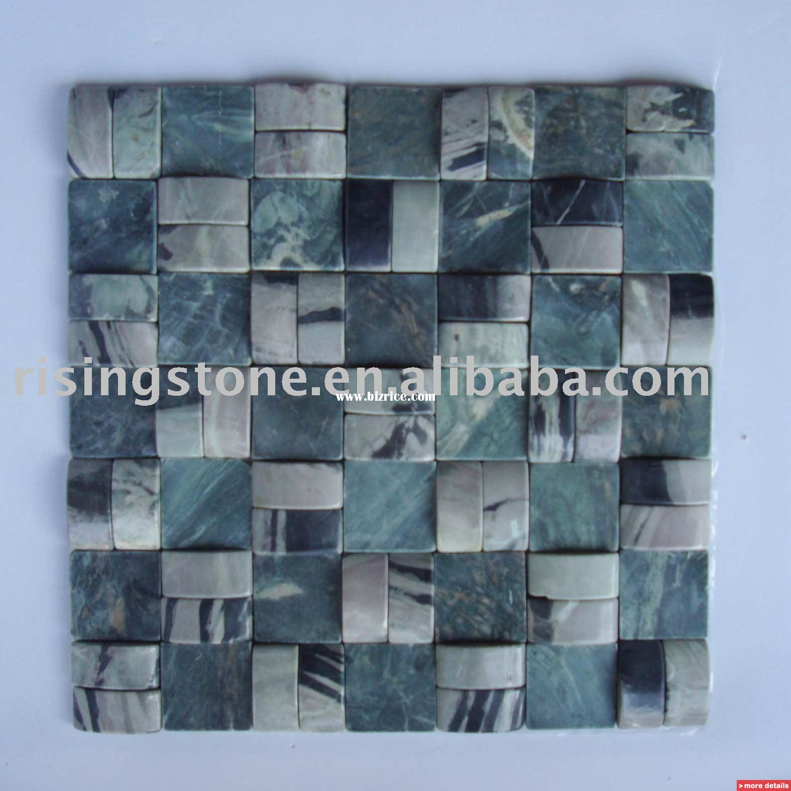 30 Pictures of mosaic bathroom tile patterns