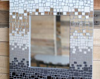 Diy Mirror Frame Wood