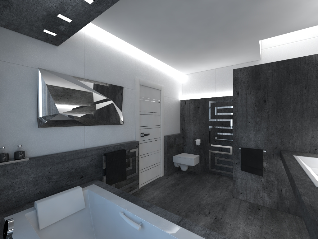 inspirational-design-ultramodern-grey-bathroom