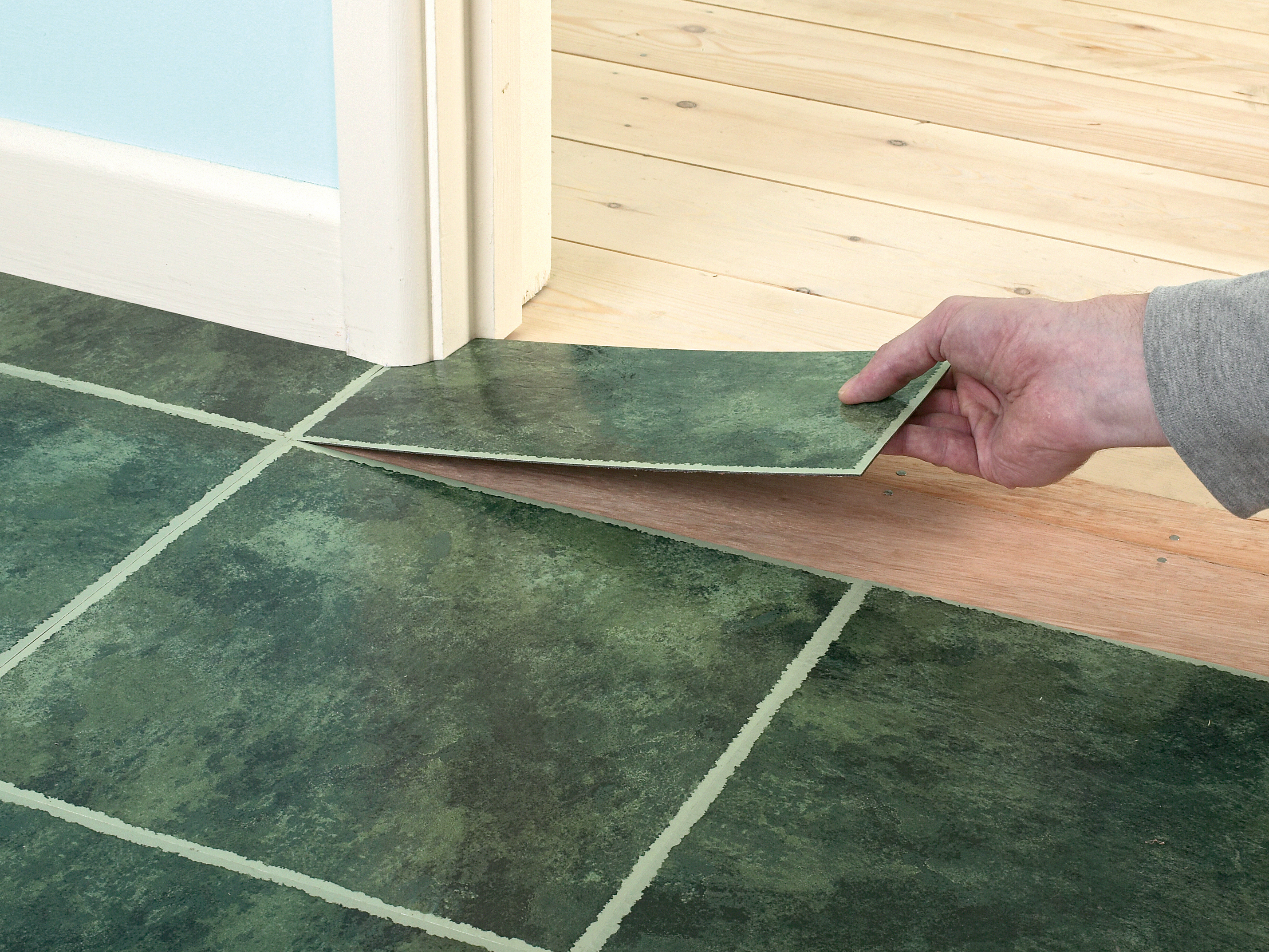 install-tile-over-vinyl-flooring-bathroom