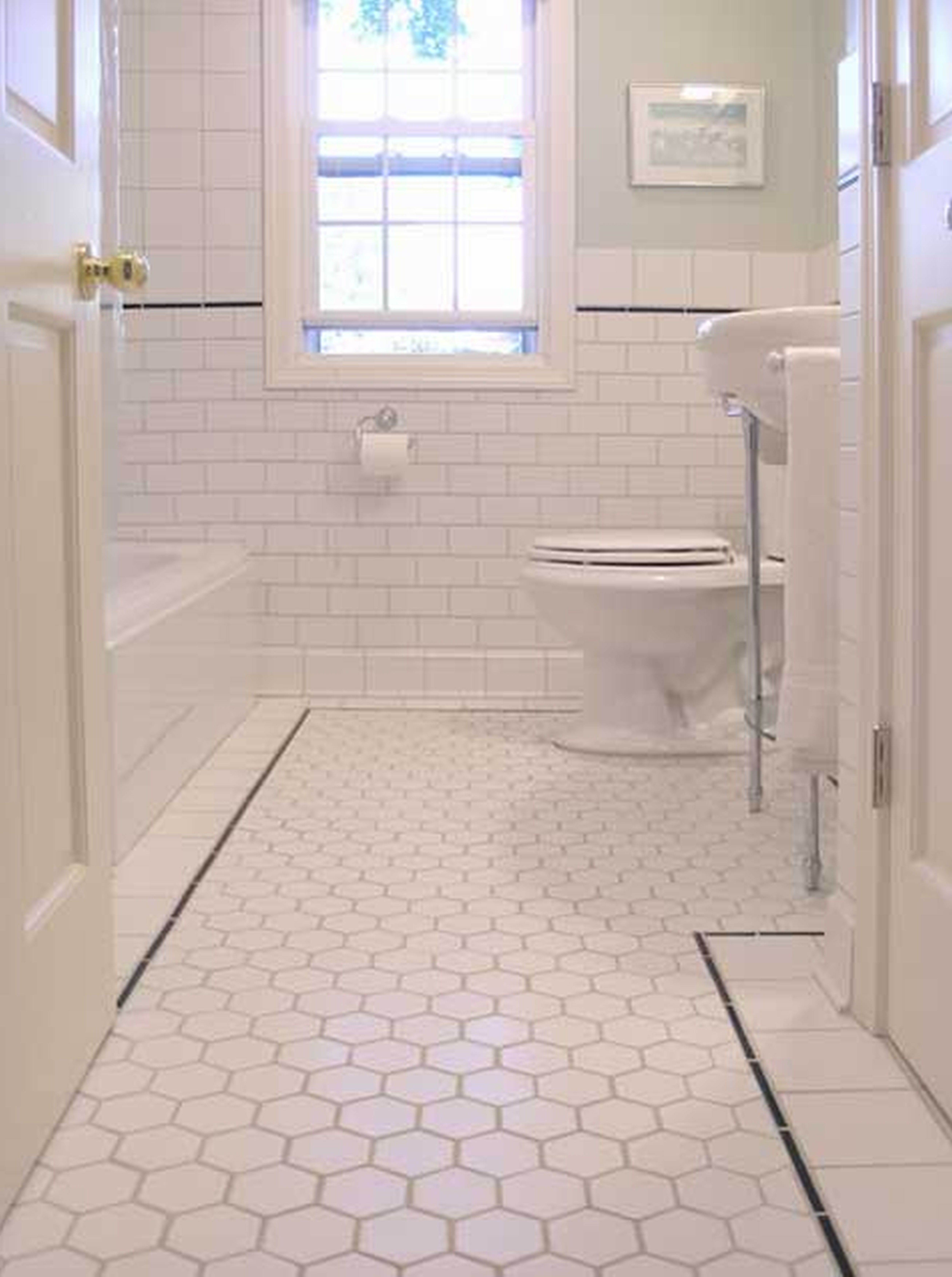 36 nice ideas and pictures of vintage bathroom tile design for Bathroom tiles design