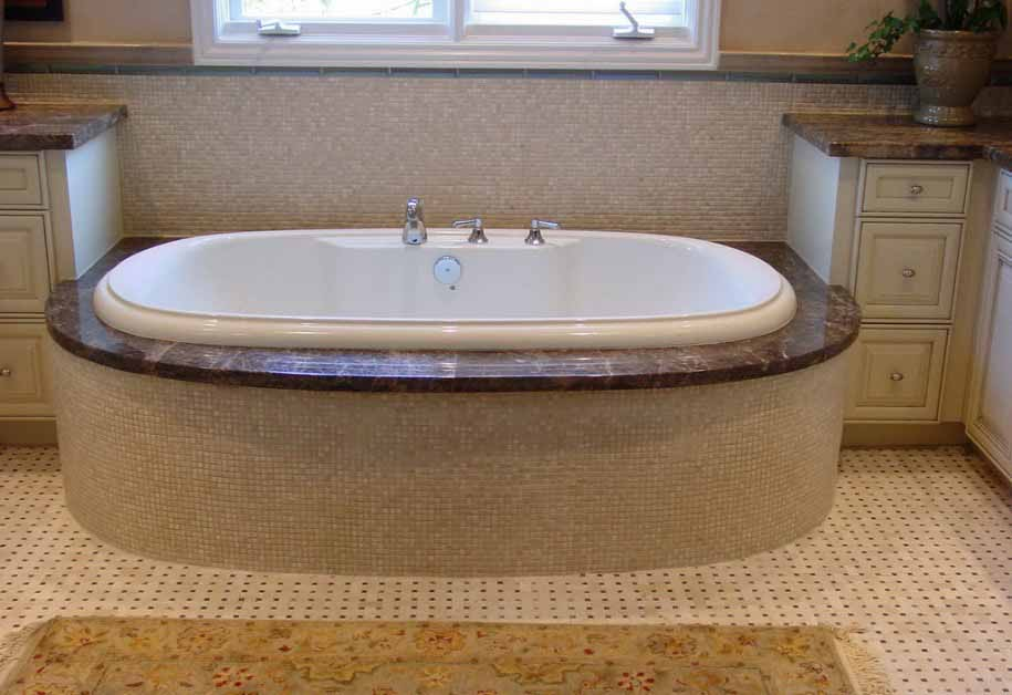 33 Pictures Of Bathroom Tile Designs Mosaic 2019