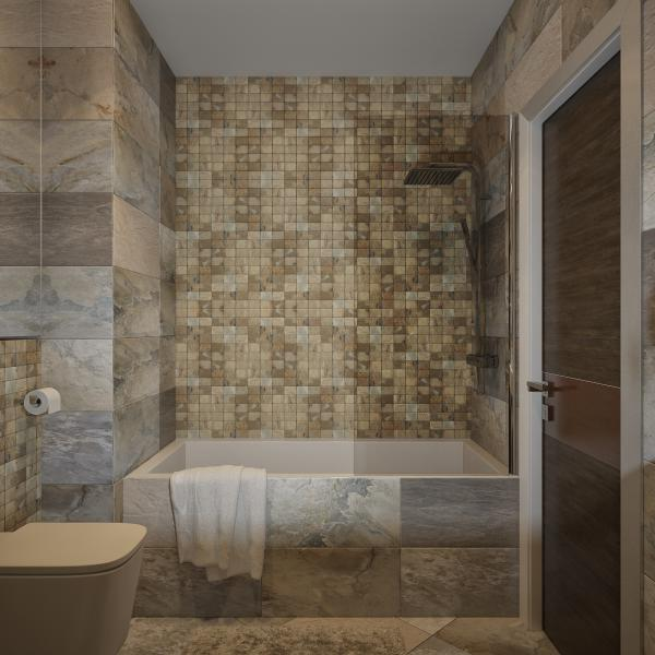 Bathroom Designs Mosaic Tiles 30 pictures of bathroom tile designs mosaic