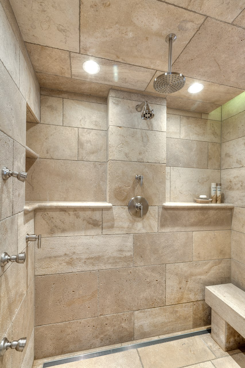 natural stone bathroom tile 33 stunning pictures and ideas of bathroom 19711